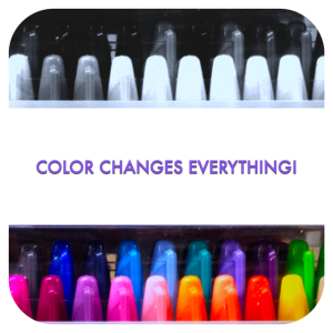 Color changes everything