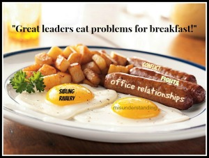 problems for breakfast