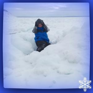 AJ snow caves
