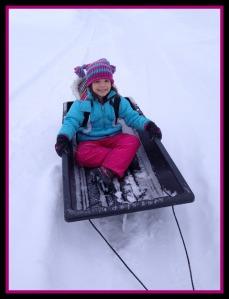 Celina sled