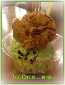 ice cream mmm