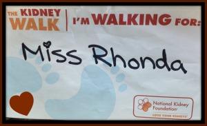 Miss Rhonda